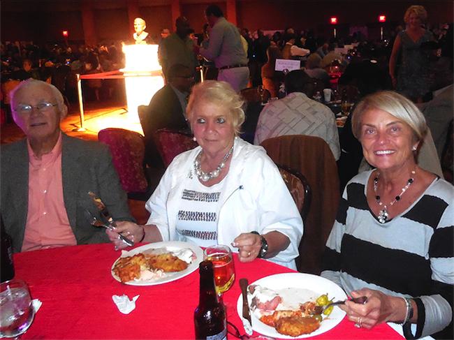Al Bemiller, Wanda, Carolyn